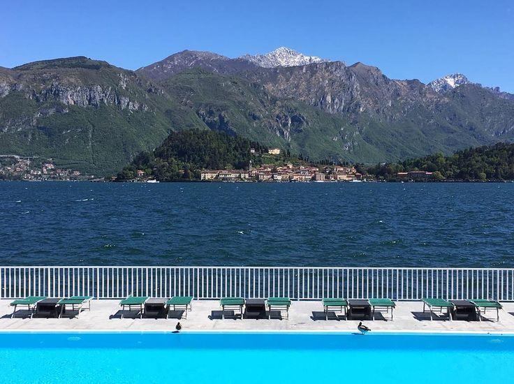 #van_teo91lakecomo #lagodicomo #lakecomo #ig_lakecomo #lakefront #tremezzo #swimmingpool #pool #piscina #landscape #view #paesaggio #vista #panorama #iphone #lombardy #lombardia #italy #italia  #nofilter #senzafiltri by van_teo91