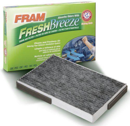 FRAM CF10132 Fresh Breeze Cabin Air Filter - http://www.caraccessoriesonlinemarket.com/fram-cf10132-fresh-breeze-cabin-air-filter/  #Breeze, #Cabin, #CF10132, #Filter, #FRAM, #Fresh #Filters, #Performance-Parts-Accessories
