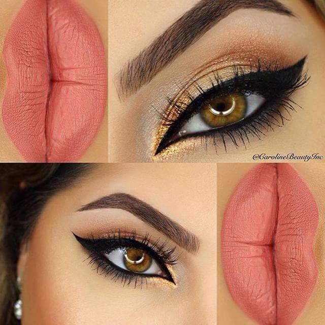 Folloω me @AliyaMadani | Beauty and fashion | Glitter eye ...