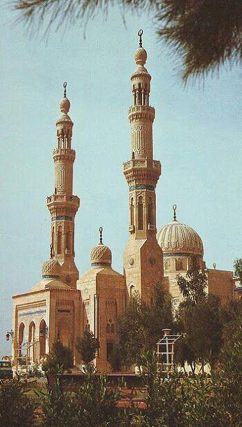 Al-Nida Masjid, Baghdad                                                                                                                                                                                 More