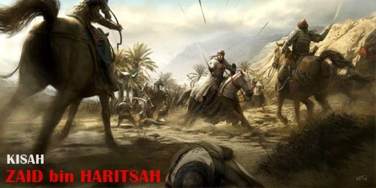 Kisah Zaid Bin Haritsah, Tak Gentar Menghadapi 200 Ribu Pasukan Romawi