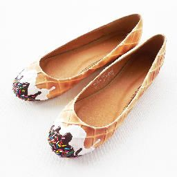 Ice Cream Shoes by Shoe Bakery on Wootocracy #shoes #fashion http://wootocracy.com/