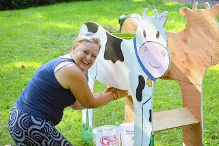 Cow Milking Game