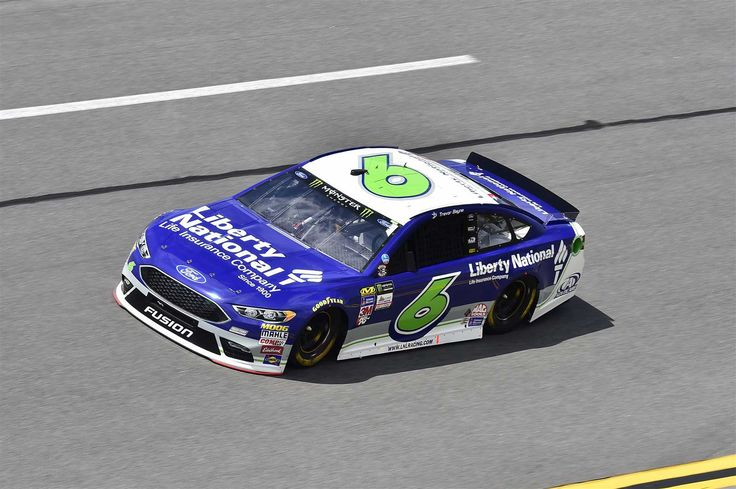 Starting lineup for Coke Zero 400 Friday, June 30, 2017 Trevor Bayne will start 14th in the No. 6 Roush Fenway Racing Ford Crew chief: Matt Puccia Spotter: Roman Pemberton Photo Credit: John K Harrelson NKP Photo: 14 / 40