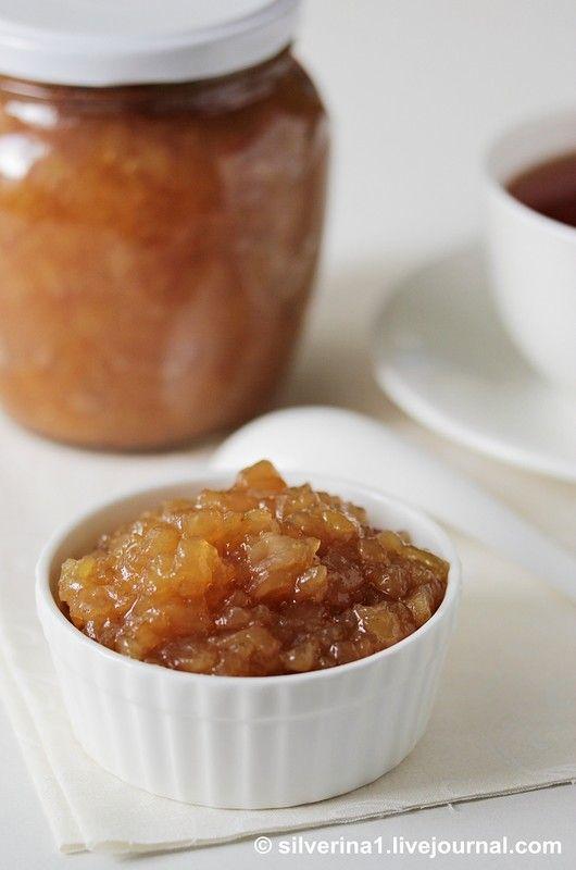 Варенье из яблок в мультиварке - П И Щ Е Б Л О Г. О еде и не только