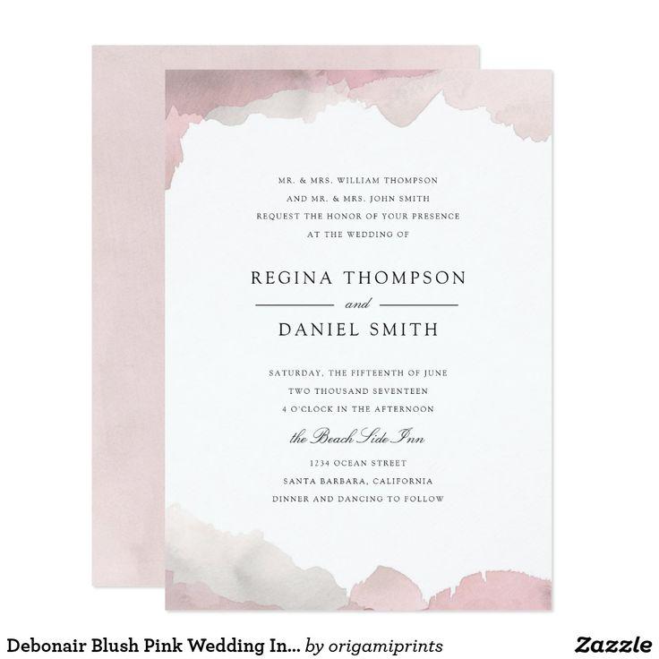 556 best Wedding Invitations images on Pinterest | Bridal ...