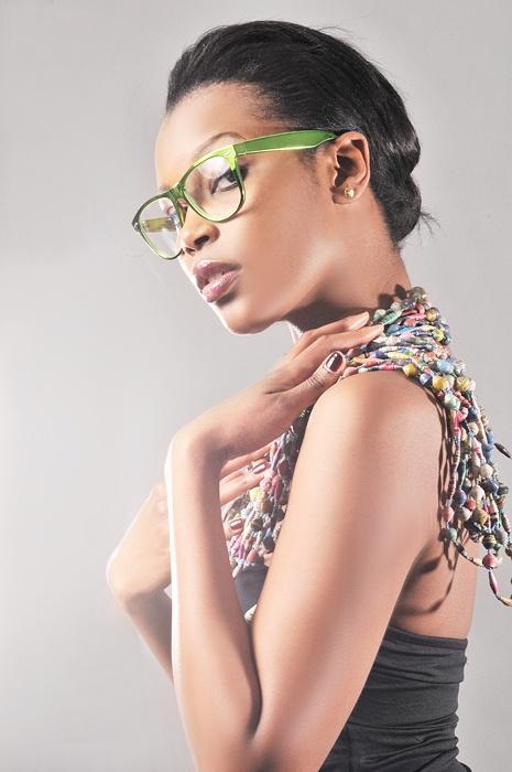 Fatima Toure, The Malian Beauty. Read more http://allafricafashion.com/model-profile-meet-fatima-toure-the-malian-beauty/: Fatima Toure, Glasses