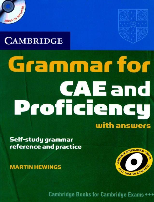 Grammar for-cae-cpe