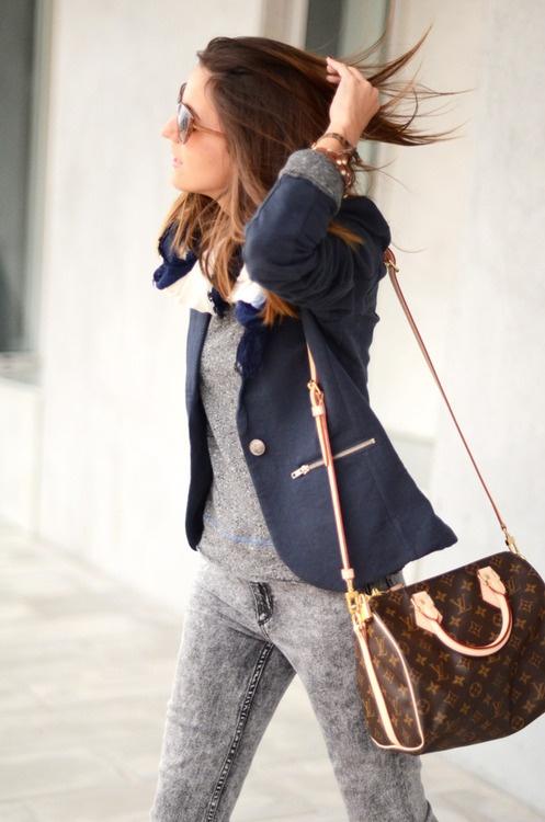 Strolling in Louis Vuitton. #louisvuitton #lv #streetstyle