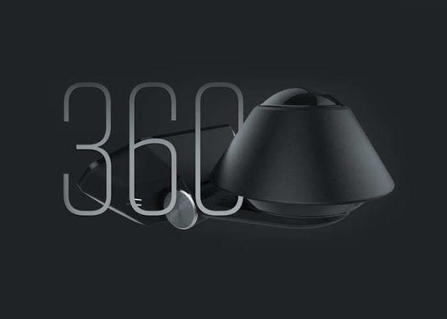 Waylens 'Secure360' es La cámara de seguridad  con un amplio campo de visión