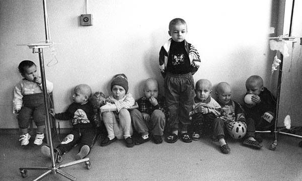 Children of Chernobyl - oncology department