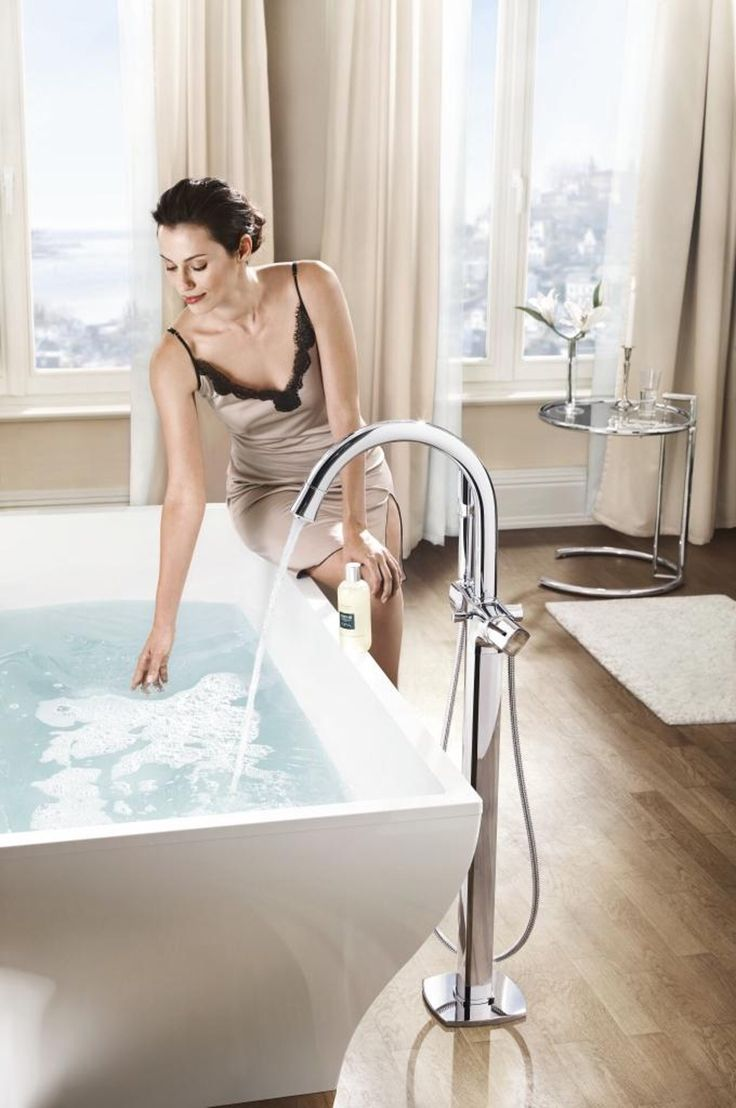 36 best Going Grohe images on Pinterest   Kitchen faucets, Kitchen ...