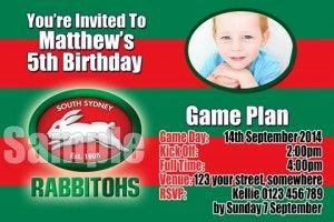 South Sydney Rabittohs 1