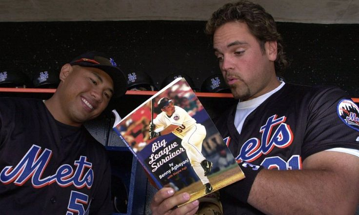 'In bronze, you can't see the frosted tips.' -Mike Piazza