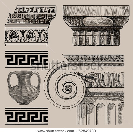 Google Image Result for http://image.shutterstock.com/display_pic_with_logo/302155/302155,1273594318,3/stock-photo-old-greek-column-and-amphora-52849730.jpg