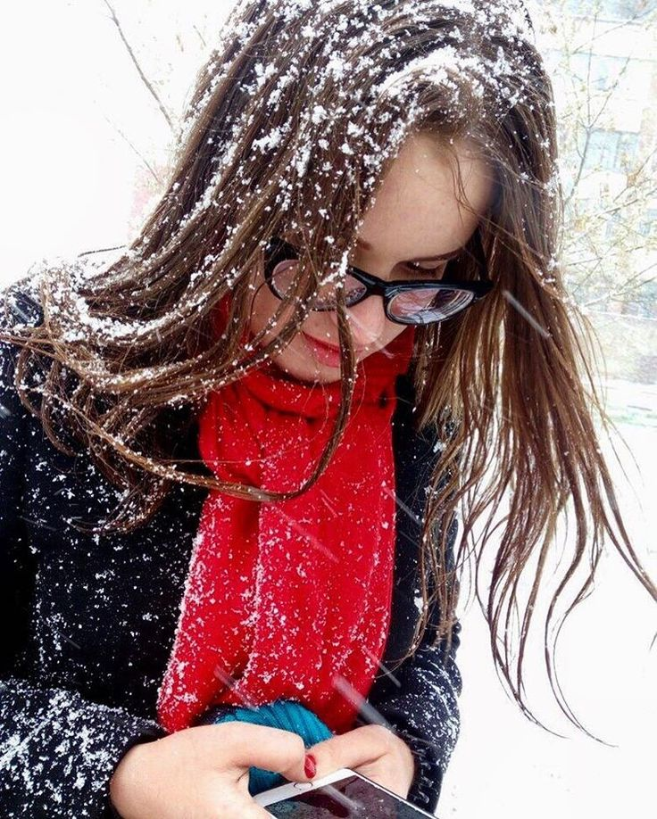 Репортаж из Instagram: Майские снегопады в Сибири