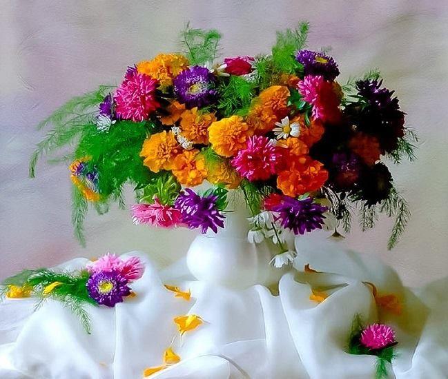 Wonderful...colors in flowers...