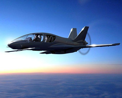 aircraft startup cobalt changes the course of flight design with valkyrie series | Aircraft, Valkyrie plane, Private plane