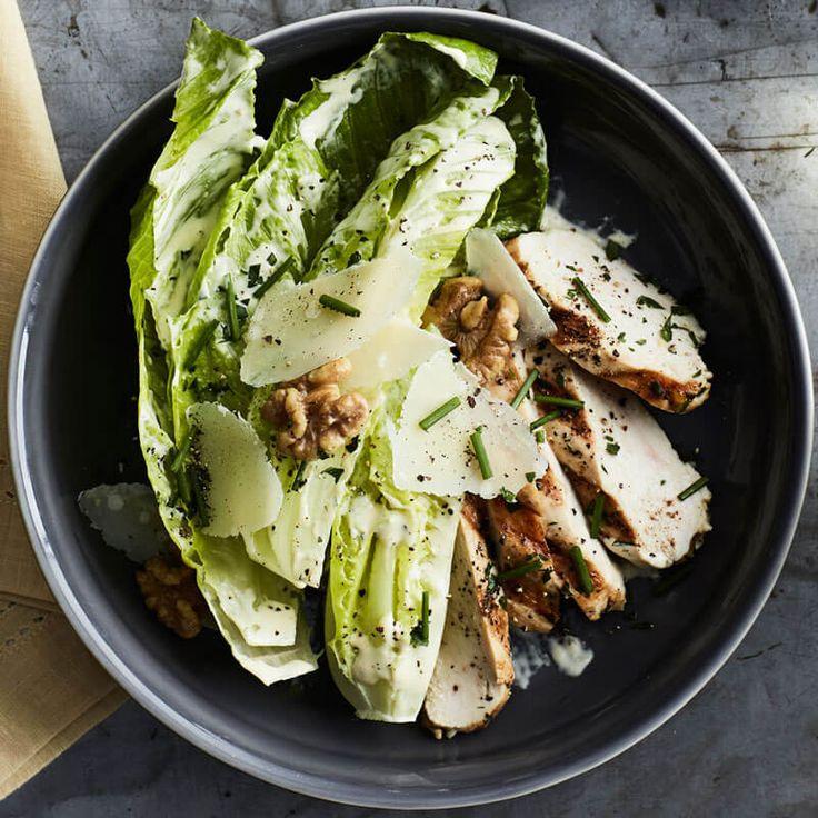 Chicken Caesar with Creamy Lemon Dressing - Williams Sonoma