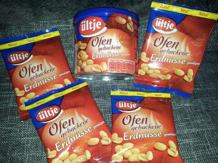 ültje Ofen gebackene Erdnüsse :: Ninatestet
