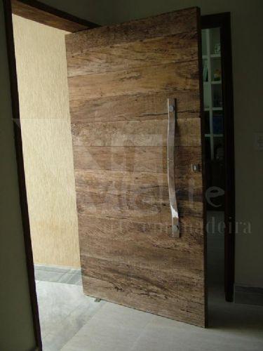 Portas em madeira de demolição | Vilarte Móveis Rusticos em Madeira de demolição em Atibaia