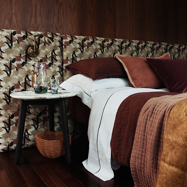 Best Ideas About Earthy Bedroom Pinterest Bedrooms Bed Minimalist Regarding  Home