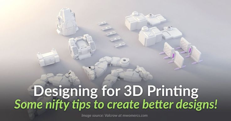 Learn 3D robot and toy design tips from a 3D modeling expert and seasoned maker, Mechazone! He tells us how to make designs that are easier to print