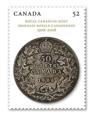 Royal Canadian Mint 1908-2008