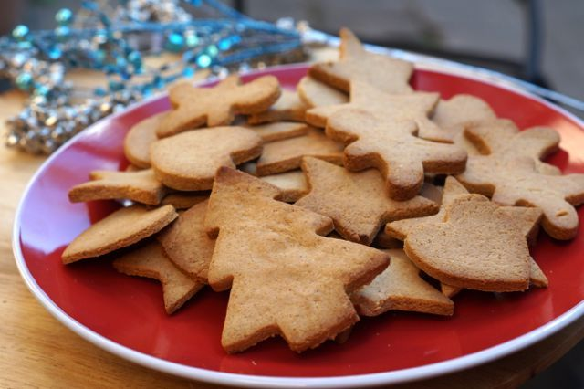 Paleo Gingerbread Cookies |Paleo Recipes