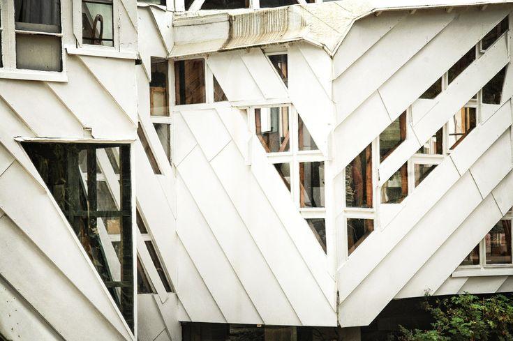 Galería de A 52 años de Amereida: 'Es una intensa relación entre la poesía, la arquitectura y el arte' - 9