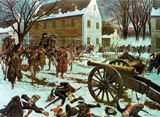 Crossing the Delaware: Victory at the Battle of Trenton: The Battle of Trenton, 1776