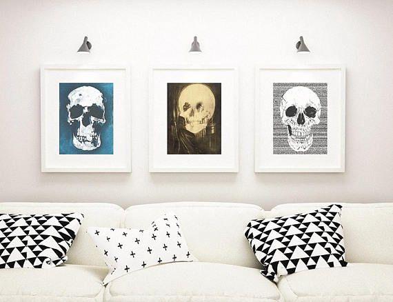 skull sherlock, the abominable bride, martin freeman, sherlock holmes, poster skull sherlock, sherlock poster for sale, affiche sherlock, sherlock wallpaper, benedict cumberbatch wallpaper. _________ SET 3 PRINTS SKULL SHERLOCK!!! • SIZES available inches 24x36 19x27 18x24 16x20 13x19