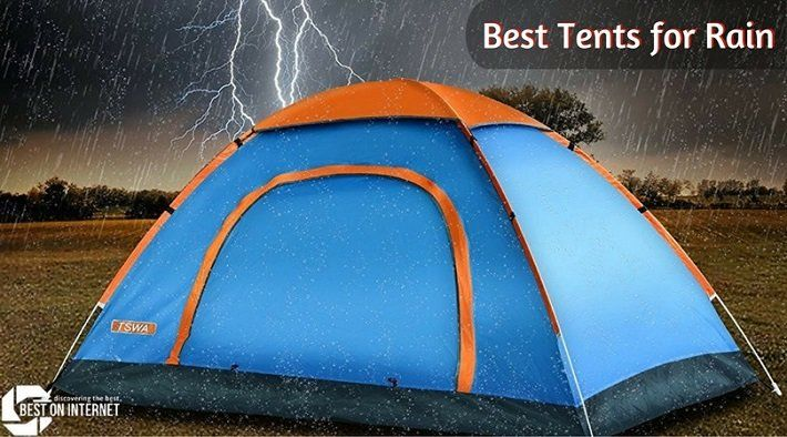 List Of Top Camping #Tents For Rain  http://www.bestoninternet.com/sports-and-fitness/outdoors/tents-rain/ If you are planning to go camping with your friends and getting best #tentsforrain this season, then you might be interested in checking out the list collaborated by our hiking experts.