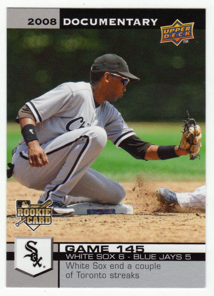 Alexei Ramirez RC # 4281 - 2008 Upper Deck Documentary Baseball MLB Rookie