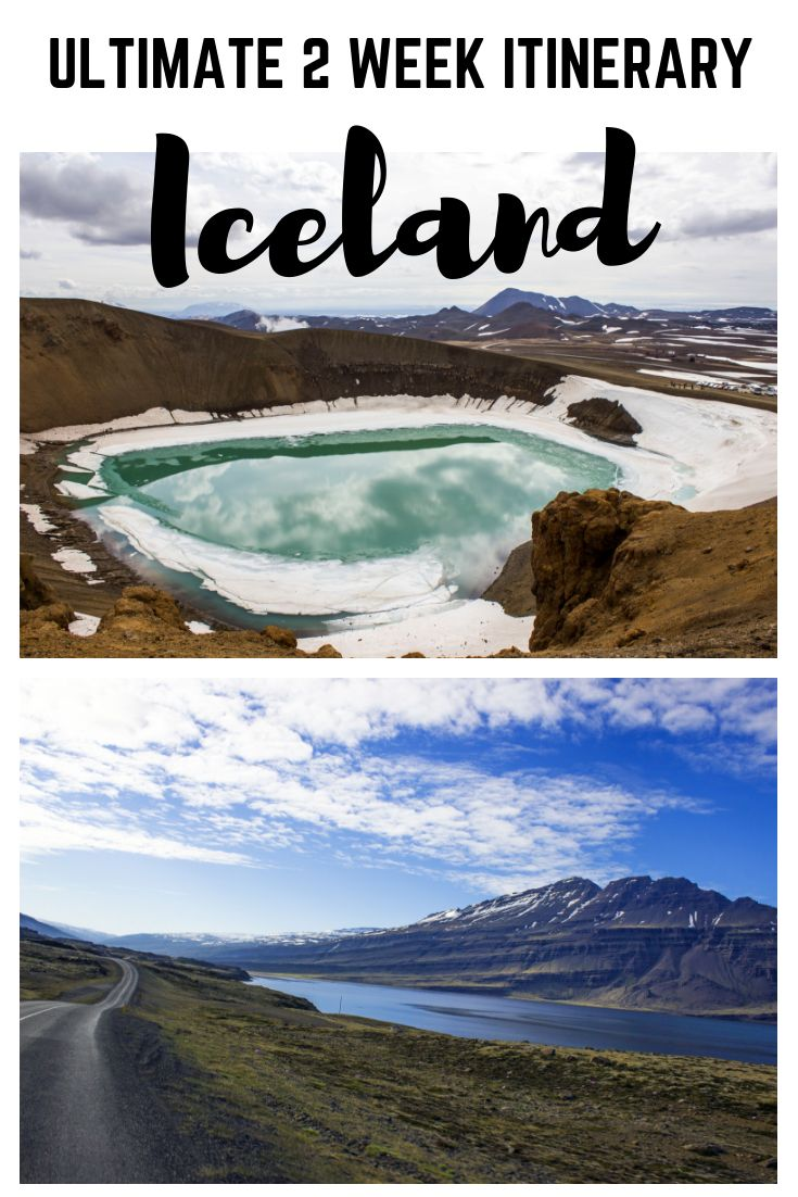 Iceland 2 Week Itinerary – A Full Journey Information