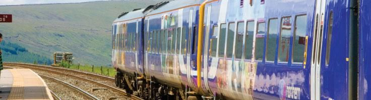 Experience the joy of train travel when you visit the UK. Enjoy fast, comfortable and efficient service. Book your train tickets UK online at International Rail.