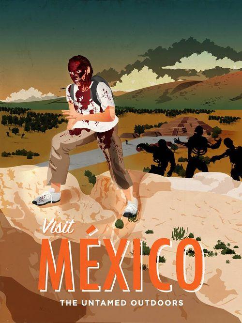 Pojďte s námi navštívit Mexiko | Fear the Walking Dead (Živí mrtví: Počátek…