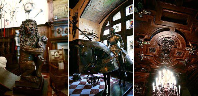 – Замок Пелеш – Путешествия Фотография Синая, Румыния
