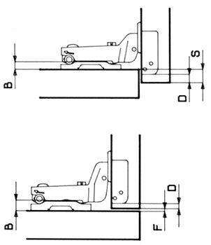 Tipos de bisagras bricolaje pinterest cnc plans - Tipos de bisagras ...