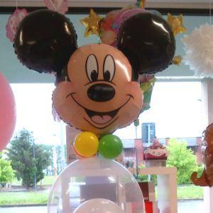 Balloon con la faccia di Topolino