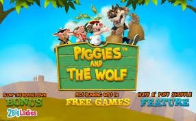 Piggies and the Wolf slot game