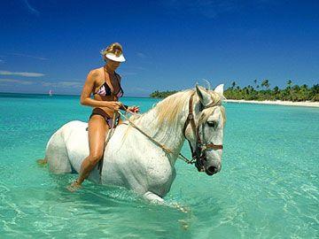 Horseback riding Roatan Roatan
