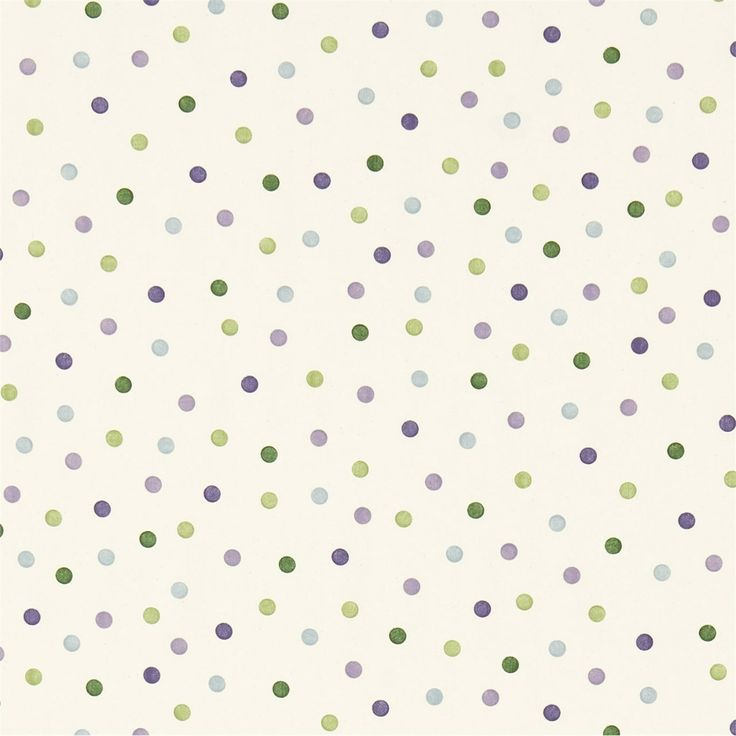 British  Wallpapers - Emma Bridgewater Polka Dot Fabric Purple/Green DEMB223447, £35.00 (http://www.britishwallpapers.co.uk/emma-bridgewater-polka-dot-fabric-purple-green-demb223447/)