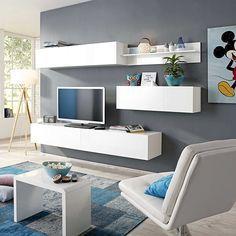 Wohnwand New Paint - Wohnwände - Wohnwände & TV-Lowboards - Wohnzimmer - Möbel