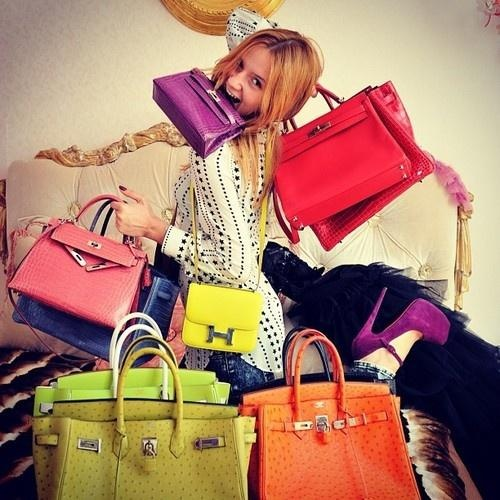 too many bags