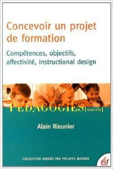 """Un ouvrage qui permettra à tous les formateurs de mettre en cohérence leurs objectifs et leurs méthodes, leurs modalités d'animation et leurs outils d'évaluation. Car il s'agit bien de penser toute formation comme un véritable """"projet"""", articulée à une analyse des besoins, finalisée par un référentiel, planifiée en une succession d'étapes qui s'enchaînent de manière rigoureuse, régulée en tenant compte, tout à la fois, des acquisitions cognitives et de la dimension affective."""
