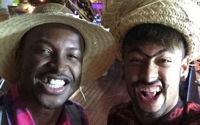 Neymar alla festa dei contadini a ritmo di forrò brasileiro Neymar attualmente in vacanza in Brasile sta sfruttando gli ultimi giorni di riposo con amici e famiglia. Nei giorni passati ha postato sul proprio profilo Instagram foto provenienti da un festa a te