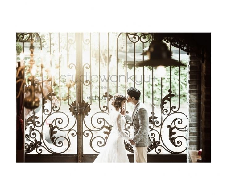 romatic  pre-wedding photo Wonkyu Studio