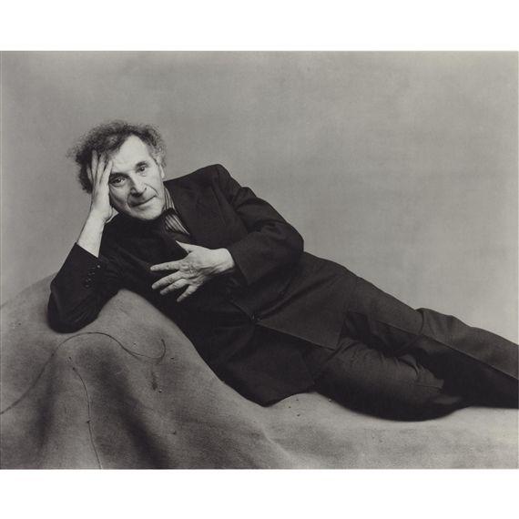 Irving Penn, Marc Chagall, New York