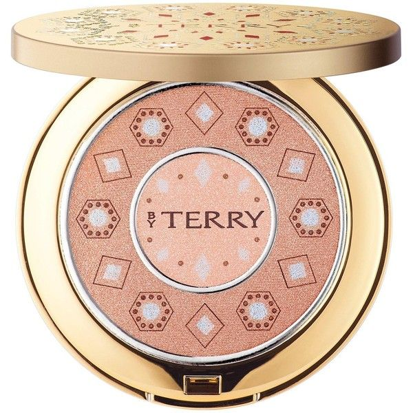 By Terry Preciosity Flash Light Dual Compact Highlighter ($64) ❤ liked on Polyvore featuring beauty products, makeup, face makeup, one colour, highlight makeup, by terry makeup, mineral makeup, mineral cosmetics and by terry